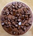 Chocolade Gebakken Haver – Chocolade Bedekt Katie